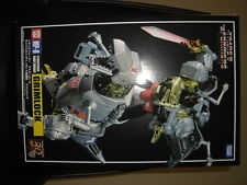 Transformers G1 Masterpiece MP-08 MP 8 MISB Grimlock New Crown Coin Flame Sword