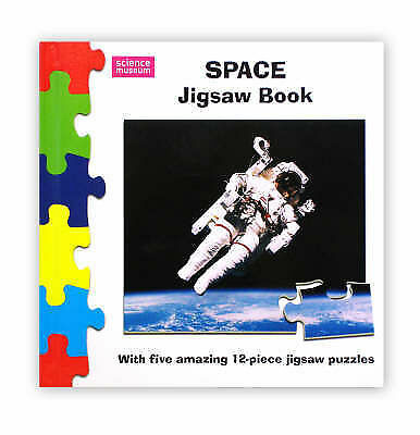 Science Museum Photographic Jigsaw Books: Space (Science Museum Photo Jigsaw Bk)