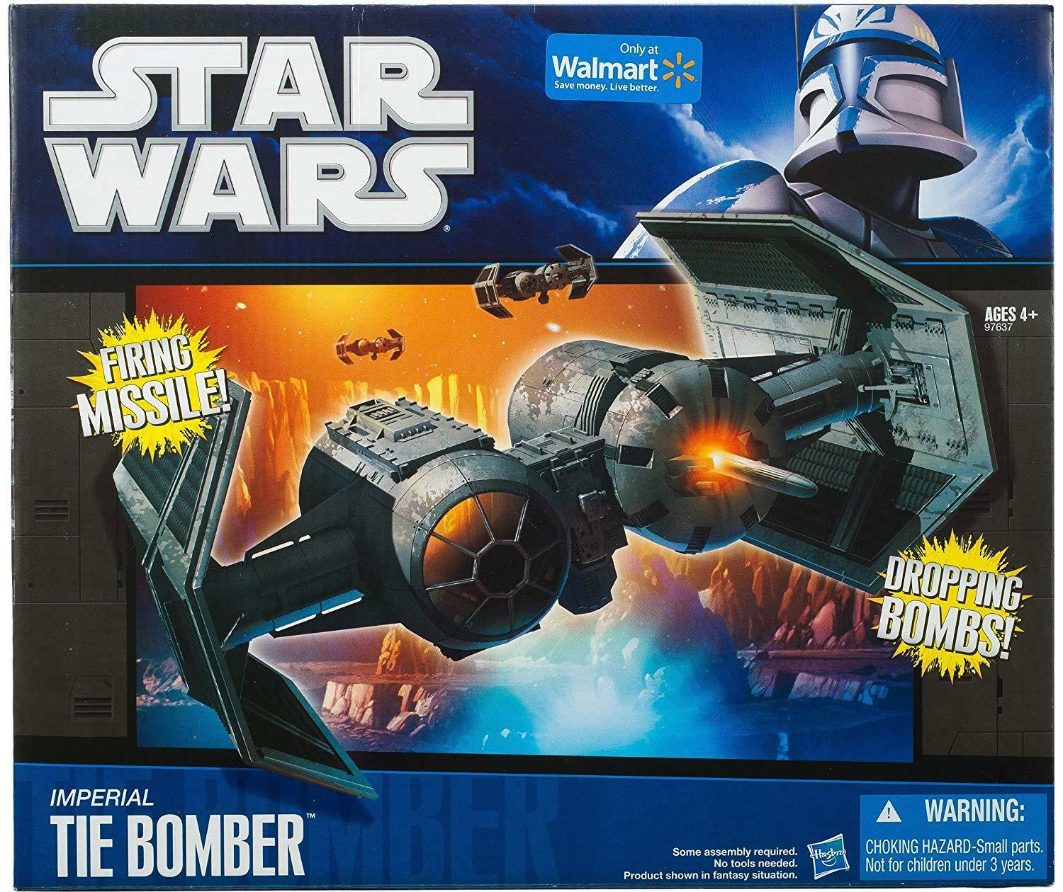 Star Wars Imperial Tie Bomber by Hasbro