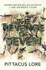 The Revenge of Seven by Pittacus Lore (Paperback, 2014)