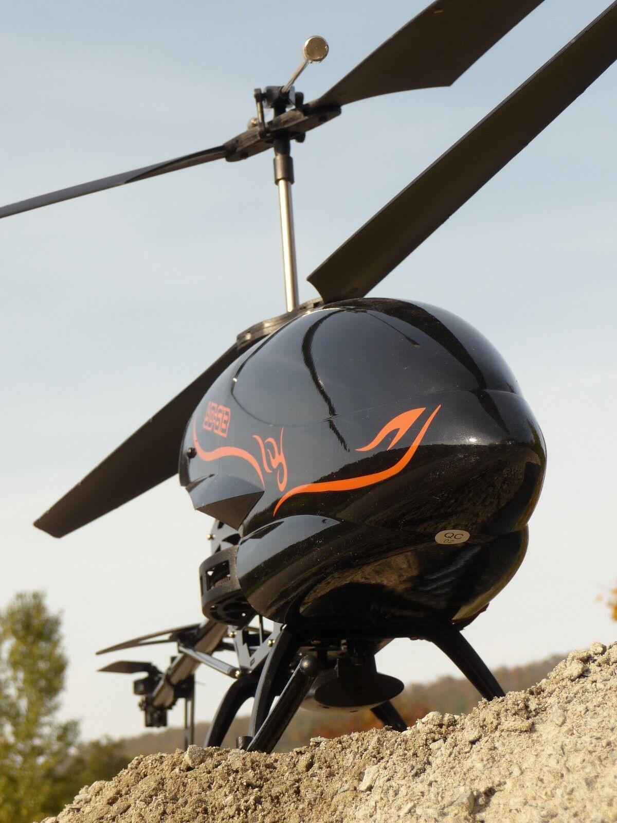 RC XXL helicópteros 82cm  300 metros de alcance  con cámara & 2,4ghz 40030