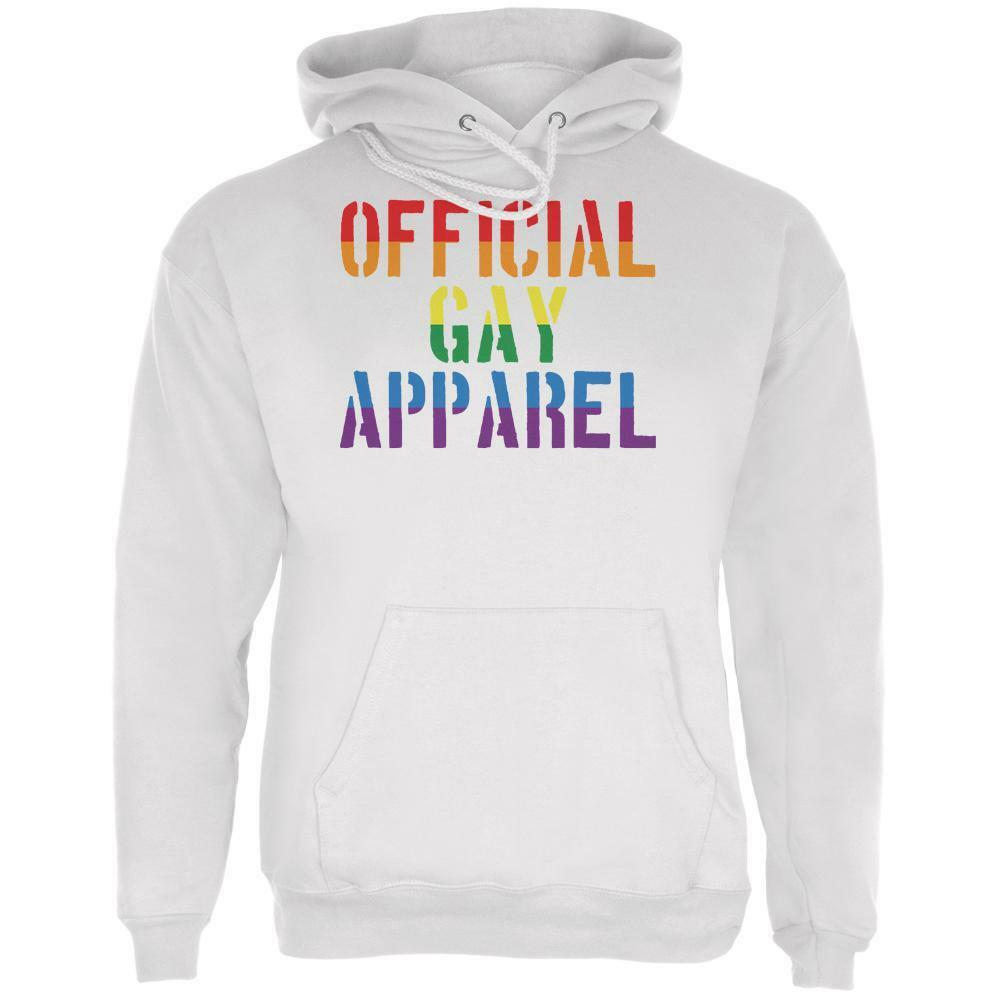 Christmas Official Gay Apparel Mens Hoodie