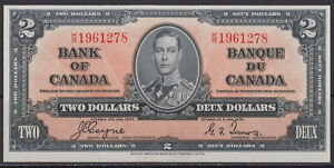 1937-BANK-OF-CANADA-2-DOLLAR-K-R-1961278-COYNE-TOWERS-BC-22c-GEM-UNC-NOTE