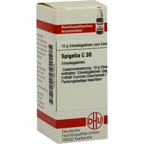 SPIGELIA C 30 Globuli 10g PZN 2931553