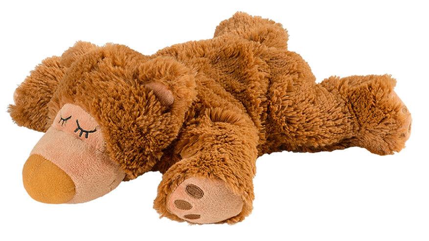 Greenlife Wärmetier Beddy Bear Sleepy Bär türkis Warmies Wärmekuscheltier Baby