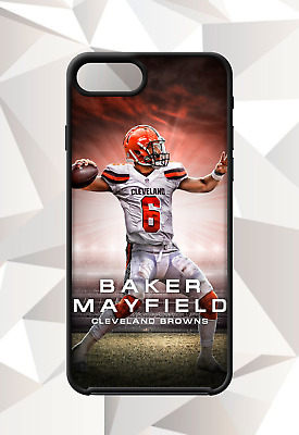 Cleveland Browns Baker Mayfield 1 iphone case