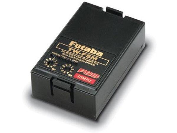 Futaba TW-FSM  35 sintetizzato Modulo per T9C Trasmettitore  sconto