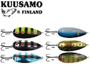 Kuusamo Professor 3 Pearl Spoon Fishing Lure 7.5cm 9.0-12g Various Colours
