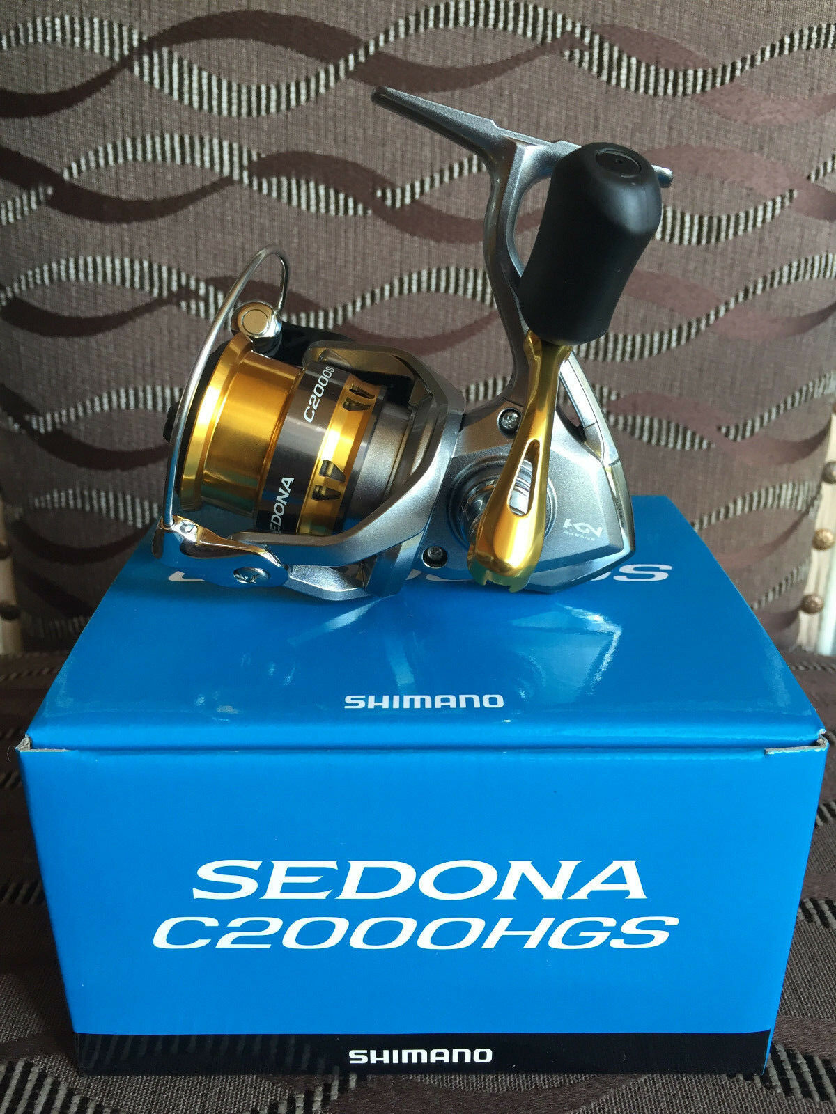 Shimano Sedona  C2000HGS FI Spinnrolle  free shipping & exchanges.