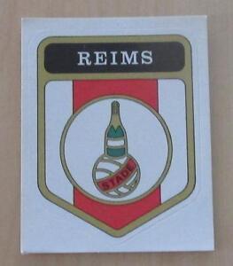 FOOTBALL-1978-ECUSSON-REIMS-VIGNETTE-NEUVE