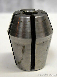 DT Style WW Used Double Taper Collet Drill Size #13