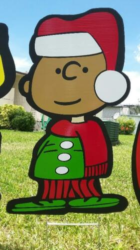 Peanuts outdoor SUPER DELUXE Christmas  decorations