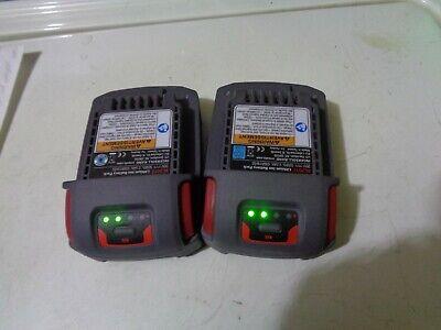 BL2012 Ingersoll Rand IR 20 V Batterie Lithium-Ion 2.5 mAh