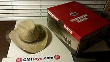 STETSON HAT gus western cowboy vintage 5X Beaver Nampa Tan sable 4XB size 6 3/4