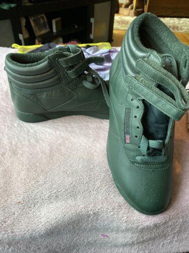 Womens Vintage Reebok Hightop Shoes