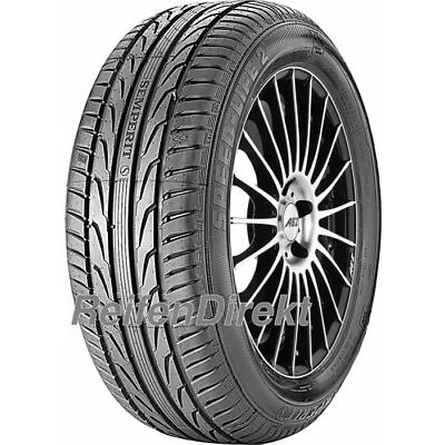 4x Sommerreifen Semperit Speed-Life 2 215/45 R17 91Y XL mit FR