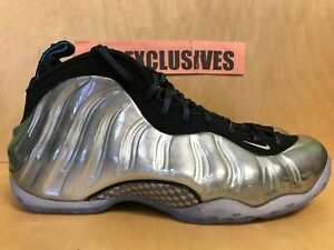 c6d7e49431ec1 Image is loading NIKE-AIR-FOAMPOSITE-ONE-ASG-CHROMEPOSITE-MIRROR-SILVER-