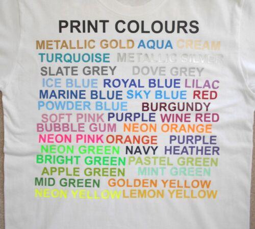 New men/'s or women/'s joke funny red whit WINE DRINKER Printed Cotton T-Shirt Tee