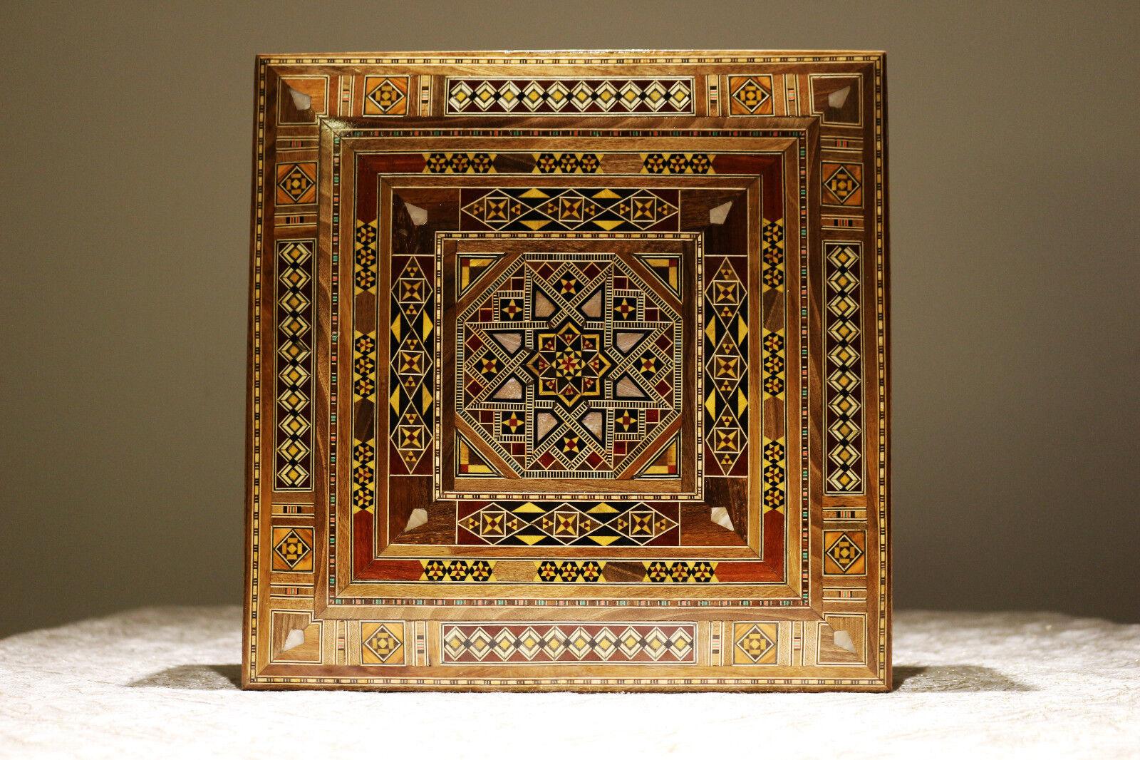 Holz Schmuckkasten (nicht enthalten) Unterteilung Unterteilung Unterteilung Box Kunsthandwerk  K 2-2-49 ca33df