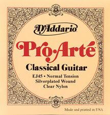 DAddario Pro Arte Guitar Strings Medium Tension