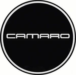 2 15 16 R15 Wheel Center Cap Emblem Chrome Camaro Logo And Black Background Ebay