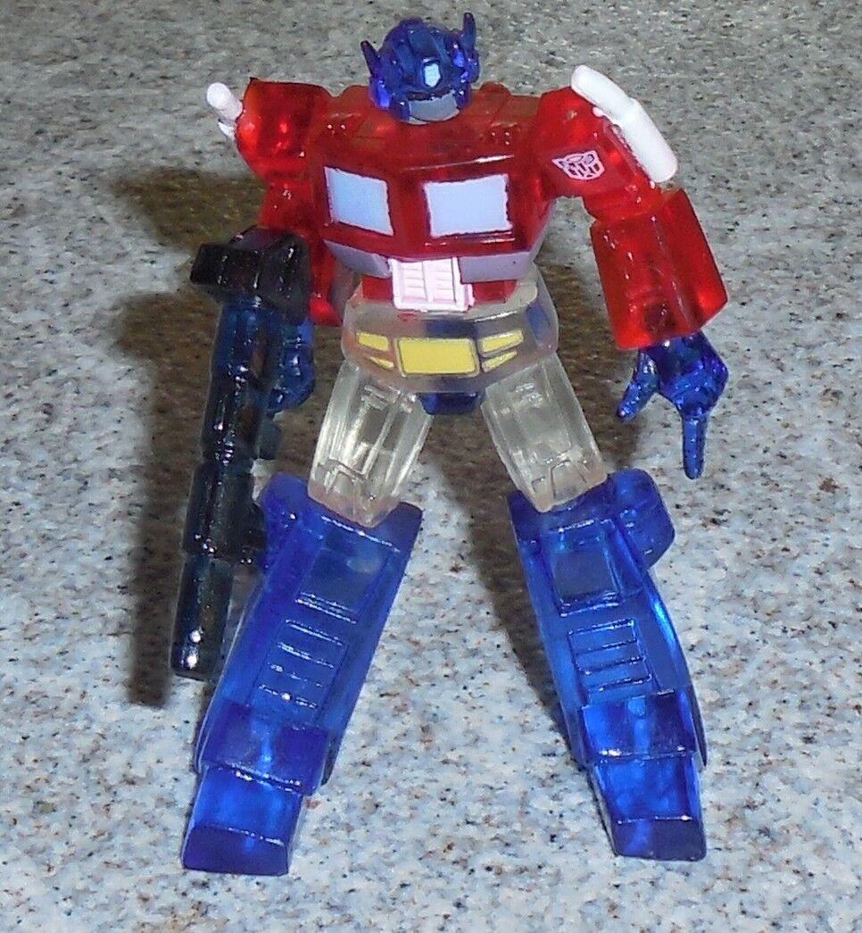 Takara Transformers Pvc Act Scf OPTIMUS PRIME 3 inch Figure