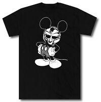 MF DOOM MICKEY MOUSE t-shirt disney rap mashup S M L XL 2XL