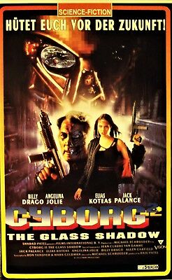 CYBORG 2 * KULT * Angelina Jolie * Jack Palance * Billy Drago * Top Zustand | eBay