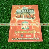 12/13 LIMITED EDITION HUNDRED CLUB MATCH ATTAX CARD LTD 100 2012 2013