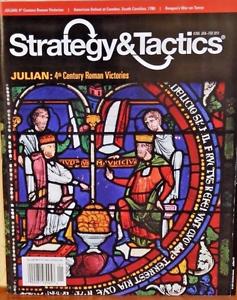 Strategy & Tactics Magazine w  Julian, NEW