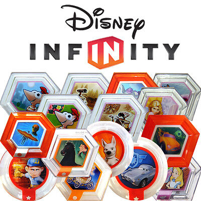 Disney Infinity Power Disks Collection On Ebay