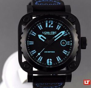 LUM-Tec-Diver-G6-nuovo-regalo-orologio-da-uomo-rivenditore-autorizzato-spedizione-gratuita-veloce