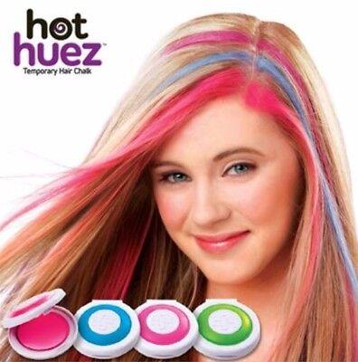 Novità Hot Huez Sexy Hair Chalk Capelli Gesso Capelli Tinta Per Capelli Cipria Colpi Di Luce-mostra Il Titolo Originale