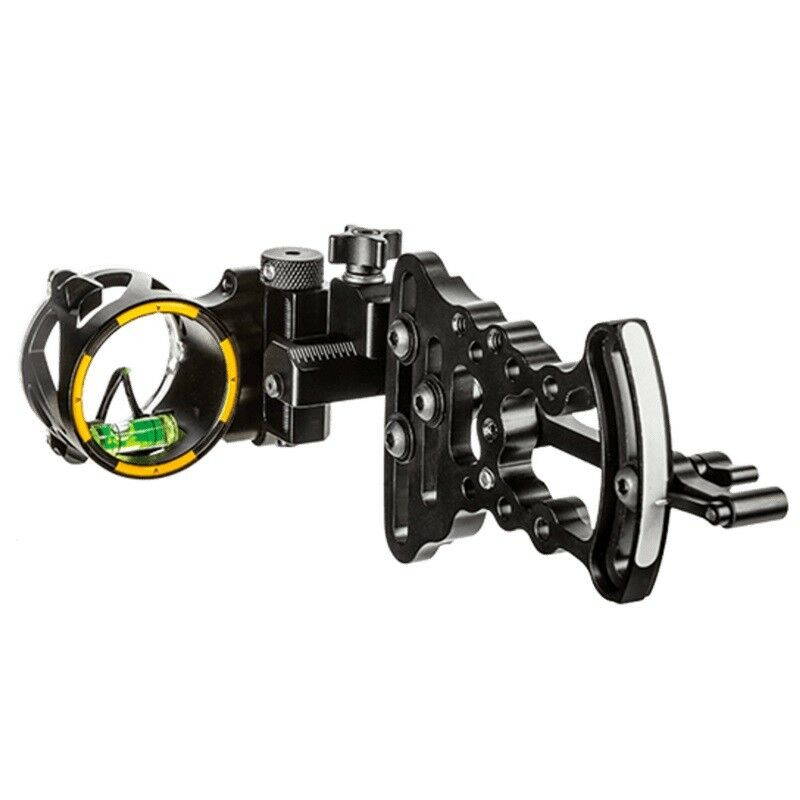 Trophy Ridge Alpha Slide .019 pin Single Pin Bow Archery Sight  AS415R