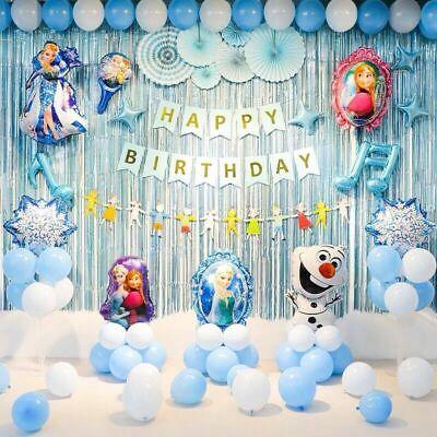 Frozen party favor box Frozen birthday Frozen party supplies Elsa birthday Ana birthday Frozen custom box Disney birthday supplies