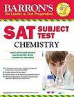 SAT Chemistry by Mark C. Kernion, A. Joseph Mascetta (Paperback, 2016)