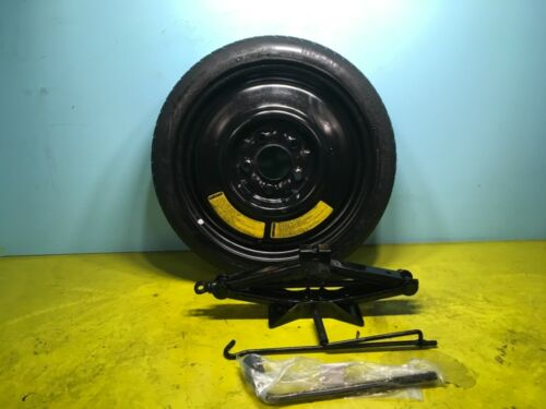 2010 2011 2012 2013 MAZDA 3 COMPACT SPARE TIRE WITH JACK KIT 15 INCH