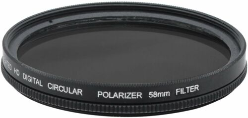 BRAND NEW Multi-Coated Pro HD Polarizer Filter For Panasonic LUMIX DC-FZ80