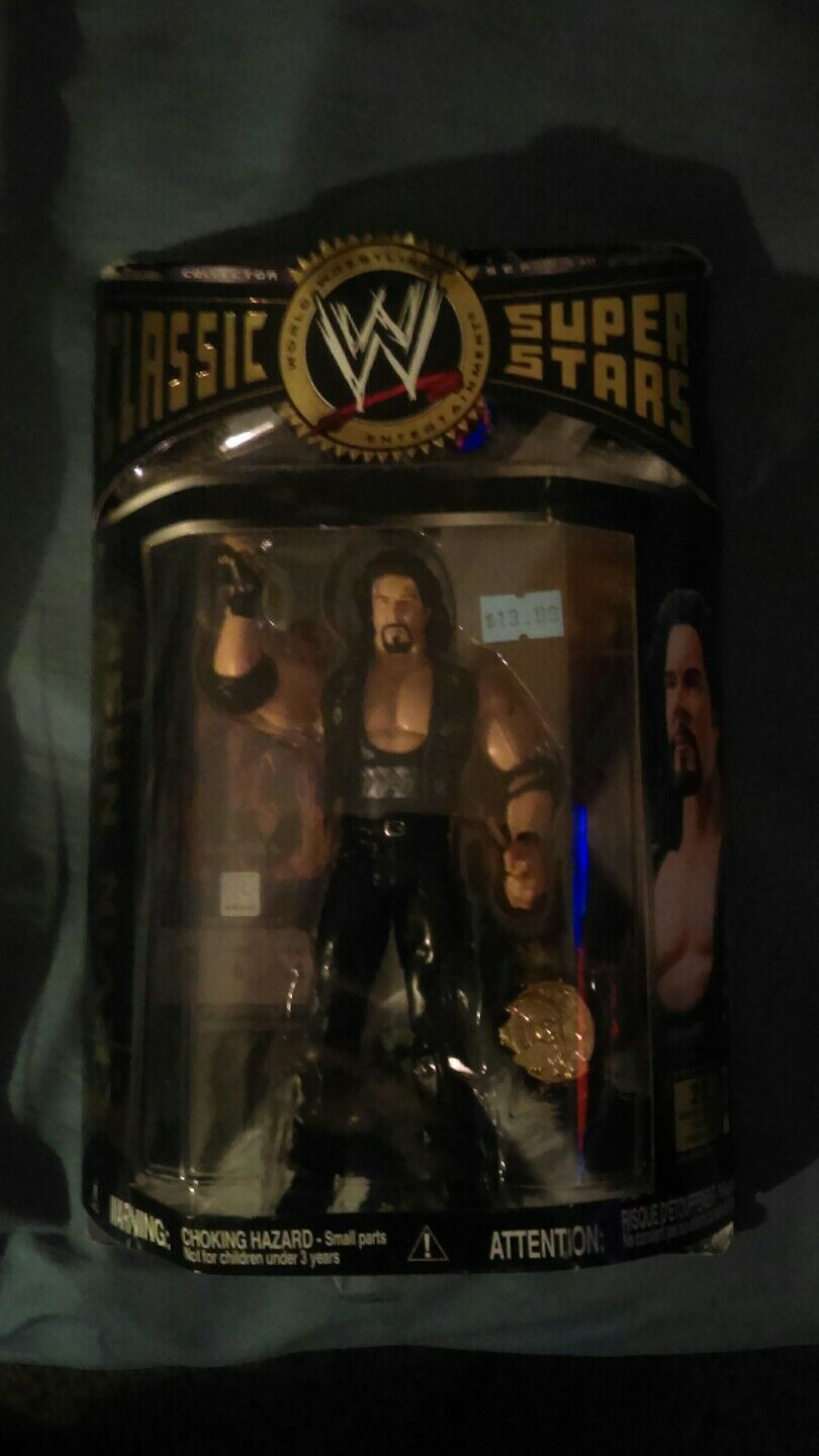Wwe classic superstars 11 Diesel