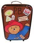 Paddington Bear Wheelie Travel School Bag for Kids