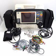 Defibrillateur PhysioControl Lifepak 12 SPO2, NiBp, ECG, Analyse et imprimante