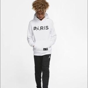 jordan x psg sweater