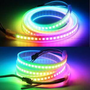 WS2812B LED Streifen 1m/5m RGB Licht SMD 5050 Individuell Adressierbar DC5V