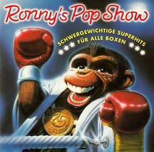 RONNY'S POP SHOW 25 - SCHWERGEWICHTIGE SUPERHITS FÜR ALLE BOXEN / 2 CD-SET