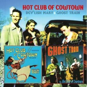Hot-Club-of-Cowtown-Dev-039-Lish-Mary-amp-Ghost-Train-2012-2CD-NEW-SPEEDYPOST