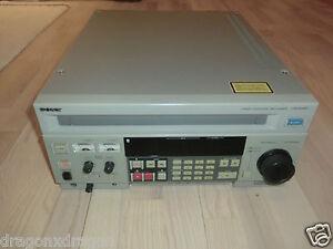 Sony-LVR-4000P-CRVdisc-LaserDisc-Recorder-funktionsfaehig-2-Jahre-Garantie