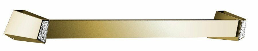 Handtuchhalter 500mm Soul Crystal-Serie Gold Premium
