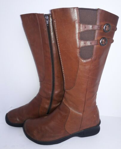 Keen Women's Bern Baby Bern Tall Boots Leather Wat