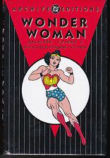 WONDER WOMAN VOL 4 DC ARCHIVE EDITION GOLDEN-AGE SENSATION COMICS 25 - 32 WW 8 9