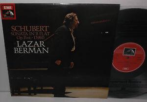 ASD 3622 Schubert Sonata In B Flat D960 Lazar Berman - <span itemprop='availableAtOrFrom'>Yapton Arundel, United Kingdom</span> - ASD 3622 Schubert Sonata In B Flat D960 Lazar Berman - Yapton Arundel, United Kingdom